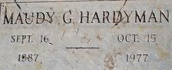 Maudy G. <I>Granade</I> Hardyman