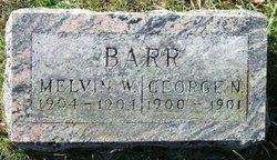 Melvin Wesley Barr