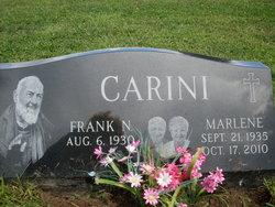 Marlene <I>Love</I> Carini