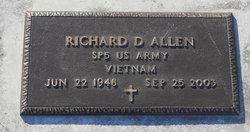 """Richard Dean """"Rick"""" Allen"""