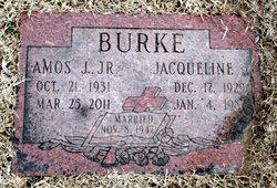 Amos J. Burke, Jr