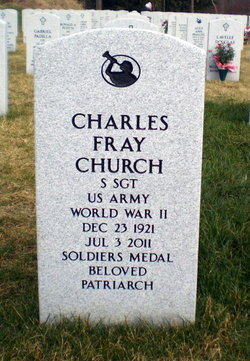 Charles Fray Church