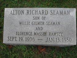 Alton Richard Seaman, Sr