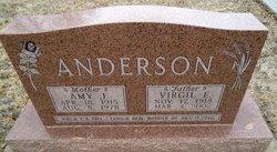 Virgil Ernest Wendell Anderson