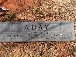 Mildred Elaine <I>Fuller</I> Aday