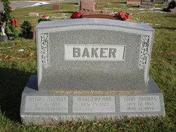 Margery Ann <I>Thompson</I> Baker
