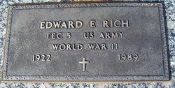 Edward Ellis Rich