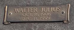 Walter Julius Abee