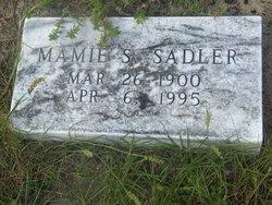 Mamie <I>Stubbs</I> Sadler