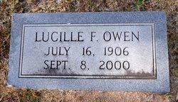 Lucille F Owen