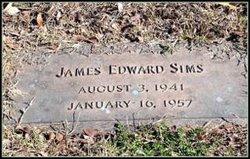 James Edward Sims