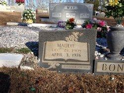 Maudie <I>Brand</I> Bond