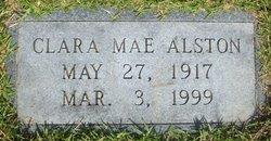 Clara Mae Alston