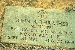 John Robert Thrasher