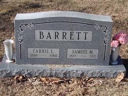 Samuel Martin Barrett