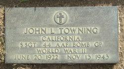 SSGT John L Towning