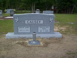 Phyllis Ann <I>Todd</I> Causey