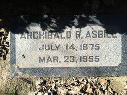 Archibald R. Asbill