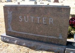 Edward Eldon Sutter, Sr