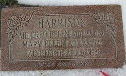 Mildred Helen Harrison