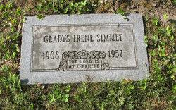 Gladys Irene <I>Tuck</I> Simmet