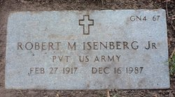 Robert Merrill Isenberg, Jr