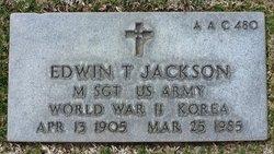 Edwin Thomas Jackson