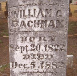 William Gordon Bachman