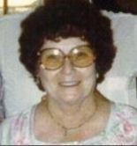 Gladys Mae <I>Simpson</I> Seaborn