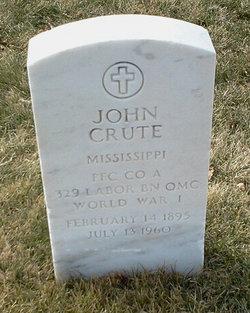 John Crute