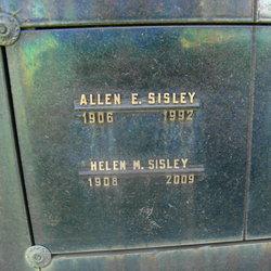 Allen Earl Sisley