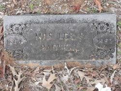Bell Lee <I>Sartor</I> Bagwell