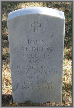 John Andrew Fell, Jr