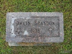 Dwain Brandon