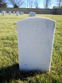 Jack E Gant