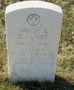 Hugh L Garner