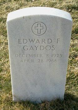 Edward F Gaydos
