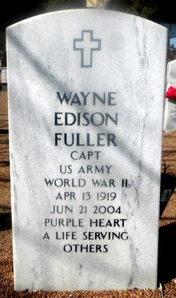 Wayne Edison Fuller