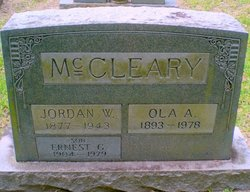 Jordan W. McCleary