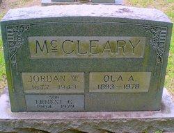 Ola A. McCleary