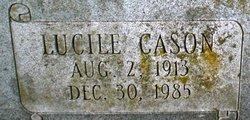 Lucille <I>Cason</I> Powers