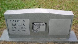 Hattie V. Mullis
