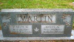 Joseph W. Martin