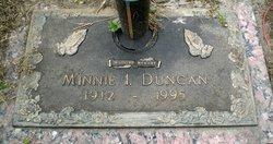 Minnie I. Duncan