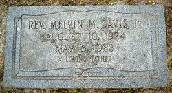 Rev. Melvin M. Davis, Jr.
