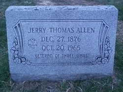 Jerry Thomas Allen