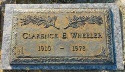 Clarence E. Wheeler