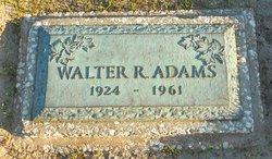 Walter Richard Adams