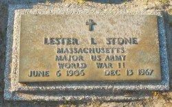 Lester L. Stone