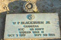 W. P. Blackburn, Jr